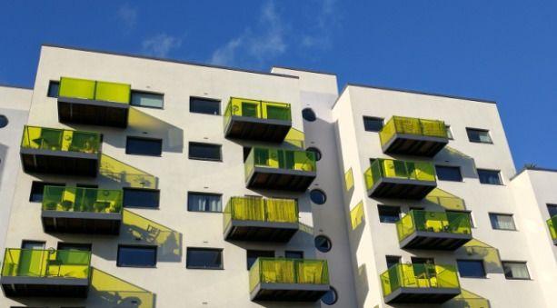 balkony na dome